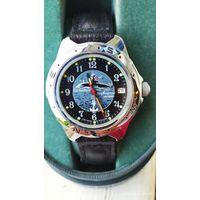 """Часы """"Командирские"""" Капитан подводной лодки"""