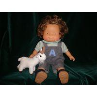 Характерная кукла 38 см. Famosa 9-5-97