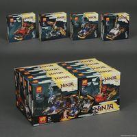 Конструкторы ЛЕГО НИНДЯГО / Lego Ninjago 31006 набор из 4 шт.