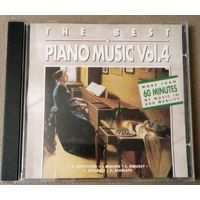 The Best Piano Music Vol.4