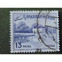 Пакистан. Архитектура.
