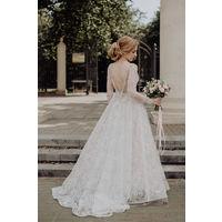 Дизайнерское свадебное платье  Ange Etoiles