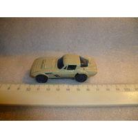 Модель авто Corvette Grand Sport. Mattel-HotWheels. масштаб 1:59-60.