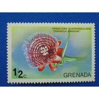 Гренада. Морская флора.