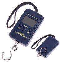 Весы электронные до 40 кг, с термометром.