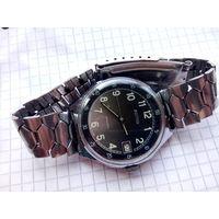 "Часы ""Восток"" не частые+браслет"