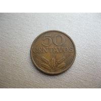 50 сентавос 1969 г.