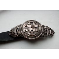 Ремень крест греческий (?)