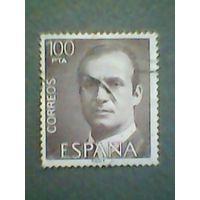 Испания. Хуан Карлос 1. 1981г. гашеная
