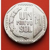 118-21 Перу, 1 новый соль 1993 г.