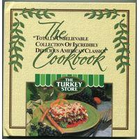 Турецкая кухня - Кулинарные рецепты. Книга отпечатана в США. ( На английском языке)
