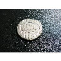 ИНДИЯ Делийский султанат 2 гани 1269-1376 серебро