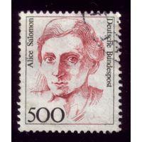 1 марка 1989 год Германия 1397