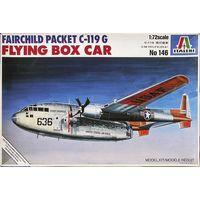 Модель C-119G, 1-72
