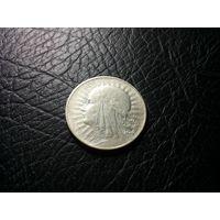 5 злотых 1933 с 1р без минималки