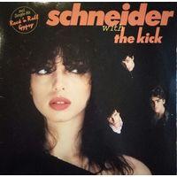 Helen Schneider/With The Kick/1981, WEA, Germany, LP, NM