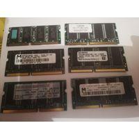 SDram pc100 для ноутбука