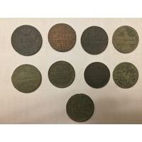 Монеты Николая 1