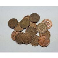 Польша, 5 грошей 1949 год.