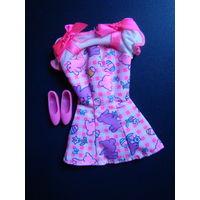 Платье и туфли от Барби, Easter Barbie 1996