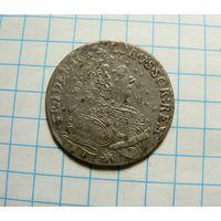 6 грошей 1755  Кенигсберг