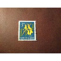 Новая Зеландия 1960 г.Софора микрофилла .