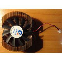 Охлаждение c вентилятором  Zalman VF830