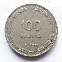 ИЗРАИЛЬ 100 ПРУТА 1954 г.