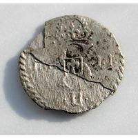 Двуденар 1611 ВКЛ