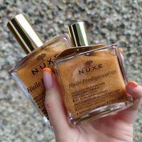 Многофункциональное сухое масло Nuxe Huile Prodigieuse Or (для лица, тела, волос)