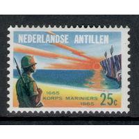 Нидерландские Антилы /1965/ 300-летие Морской Пехоты