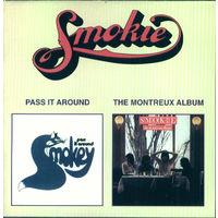 SMOKIE - PASS IT AROUND, THE MONTREUX ALBUM