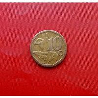 42-11 ЮАР, 10 центов 2009 г.