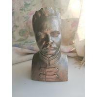 Бюст Фрунзе, СССР, силумин, статуэтка