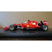 1/18 Ferrari SF15-T Vettel