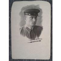 Фото военного. 1942 г. 8 х 11 см.