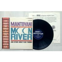 Mantovani And His Orchestra - Moon River And Other Great Film Themes (1962 коллекционный винил LP)