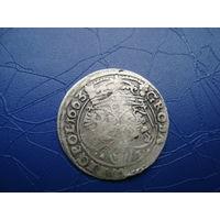6 грошей (шостак) 1663 (4)
