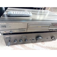 Проигрыватель CD дисков TECHNICS SL-PG490.