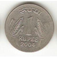 1 рупия2004 Индия