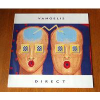 """Vangelis """"Direct"""" LP, 1988"""