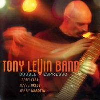 Tony Levin Band - Double Espresso (2003, 2 x Audio CD)