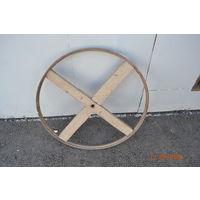 Колесо от велосипеда старое