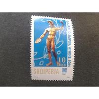 Албания 2004 олимпиада