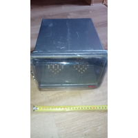 Ящик защитный с прозрачной дверкой