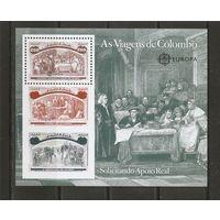1992 Португали Живопись Колумб