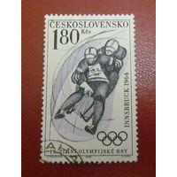 Чехословакия 1964г. Зимние Олимпийские игры - Инсбрук 1964, Австрия