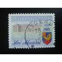 Дания 1986 академия в Соро, герб