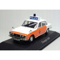 Triumph 2000 Lancashire Constabulary