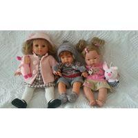 Кукла Лаура испанской фирмы Llorens